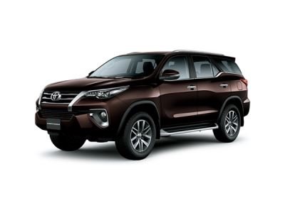 Toyota Fortuner 2.4 AT 4x2 2020