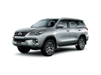 Toyota Fortuner 2.7 AT 4x2 2019