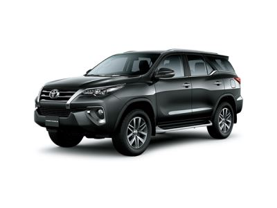Toyota Fortuner 2.8 AT 4x4 2021