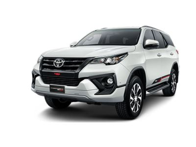 Toyota Fortuner TRD 2.4 AT 4x2 2021