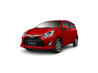 Toyota Wigo G 1.2 AT 2019